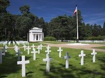 Mémorial américain de guerre Photo libre de droits