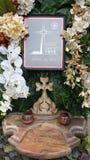 Mémorial arménien Montebello de génocide photos libres de droits