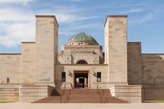 Mémorial australien de guerre Photographie stock libre de droits