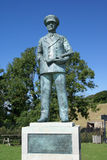 Mémorial d'amiral Ramsay en Dover Castle, Kent, Angleterre, l'Europe Photos stock