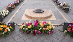 Mémorial d'Arc de Triomphe Image stock