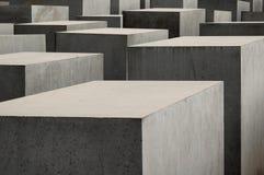 Mémorial d'holocauste à Berlin, Allemagne Photos stock