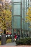 Mémorial d'holocauste de la Nouvelle Angleterre, Boston, le Massachusetts, le 24 octobre 2014 Image stock