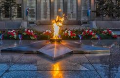 Mémorial d'Irkoutsk Images stock
