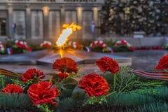 Mémorial d'Irkoutsk Image stock
