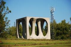 Mémorial dans Ilirska Bistrica Image libre de droits