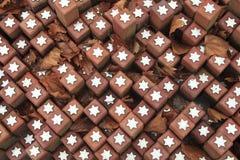 Mémorial dans la pierre chez Westerbork Photographie stock libre de droits