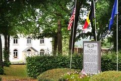 Mémorial dans Wanne Photos libres de droits