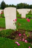 Mémorial de Bayeux WWII photographie stock libre de droits