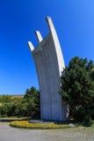 Mémorial de Berlin Airlift Image libre de droits