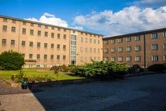 Mémorial de Berlin-Hohenschonhausen image stock