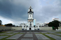 Mémorial de bouleau dans Ipoh Perak Photo stock