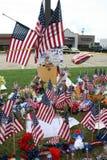 Mémorial de Chattanooga aux soldats tombés Images stock