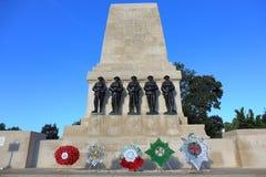 Mémorial de Division de gardes Photos stock