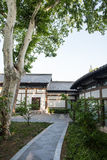 Mémorial de Wu Dadi Sun Quan Image libre de droits