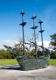 Mémorial de famine Images libres de droits