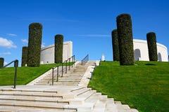 Mémorial de forces armées, Alrewas photo stock
