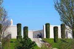 Mémorial de forces armées, arborétum commémoratif national photos libres de droits