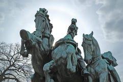 Mémorial de Grant Photographie stock libre de droits