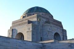 Mémorial de guerre à Canberra Photos libres de droits