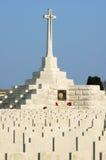 Mémorial de guerre Photos libres de droits