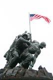 Mémorial de guerre Arlington Images libres de droits