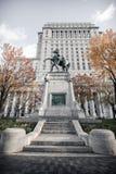 Mémorial de guerre de Boer de Montréal images libres de droits