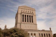 Mémorial de guerre d'Indianapolis Photos libres de droits