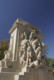Mémorial de guerre de Princeton Image stock