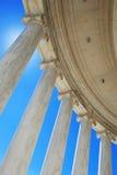 Mémorial de Jefferson photographie stock