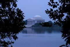 Mémorial de Jefferson Image libre de droits