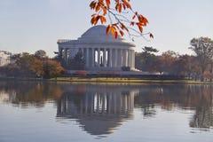 Mémorial de Jefferson Image stock