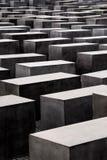Mémorial de juifs à Berlin image libre de droits