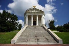 Mémorial de l'Illinois Photo libre de droits