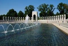 Mémorial de la deuxième guerre mondiale photographie stock libre de droits