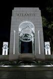 Mémorial de la deuxième guerre mondiale (atlantique) Images stock