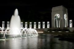 Mémorial de la deuxième guerre mondiale (atlantique) Photographie stock libre de droits