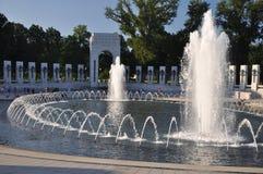 Mémorial de la guerre II de Worl Images libres de droits