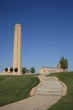 Mémorial de liberté - Kansas City Photographie stock