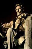 Mémorial de Lincoln image libre de droits