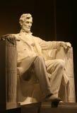 Mémorial de Lincoln Photos stock