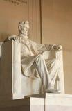 Mémorial de Lincoln Photographie stock