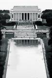 Mémorial de Lincoln photos libres de droits