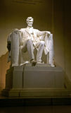 Mémorial de Lincoln Images stock