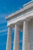 mémorial de Lincoln Photographie stock libre de droits
