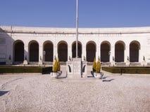 Mémorial de Piave WW1, Italie Photographie stock libre de droits