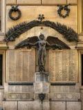 Mémorial de Première Guerre Mondiale - Rome, Italie image libre de droits