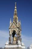 Mémorial de prince Albert à Londres Images stock