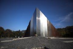 Mémorial de résumé pour des combattants de liberté à Budapest, Hongrie Photo libre de droits