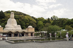 Mémorial de Ryozen Kannon images libres de droits